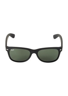 Ray-Ban 55MM RB2132 New Classic Wayfarer Sunglasses