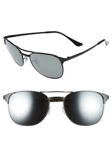 Ray-Ban 55mm Retro Sunglasses