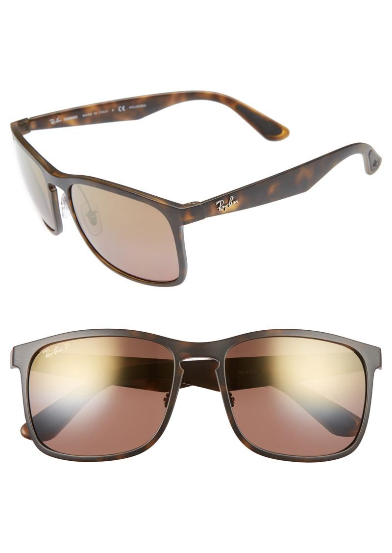 e0eb060ac50 Ray-Ban Ray-Ban 58mm Chromance Sunglasses