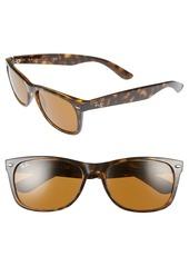Ray-Ban 58mm Rectangular Wayfarer Sunglasses