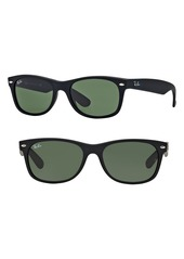 Ray-Ban 58mm Rectangular Wayfarer Sunglasses