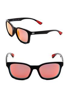 Ray-Ban 60MM Wayfarer Sunglasses