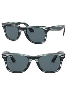 Ray-Ban 61mm Square Sunglasses