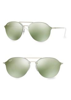 Ray-Ban 62MM Iconic Aviator Sunglasses