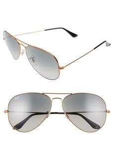 Ray-Ban 62mm Sunglasses