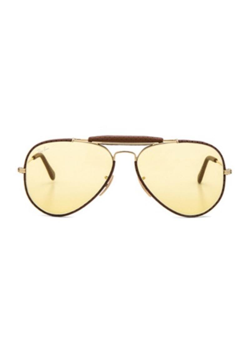 55e5f0ac6 Ray-Ban Ray-Ban Aviator Craft Sunglasses | Sunglasses