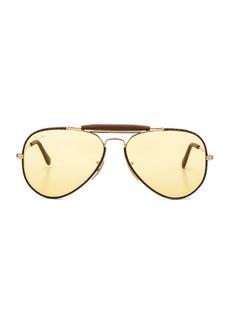 Ray-Ban Aviator Craft Sunglasses