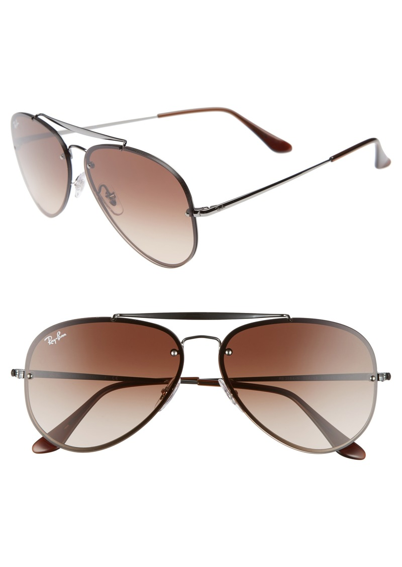 d78fd3e278 Ray-Ban Ray-Ban Blaze 61mm Aviator Sunglasses