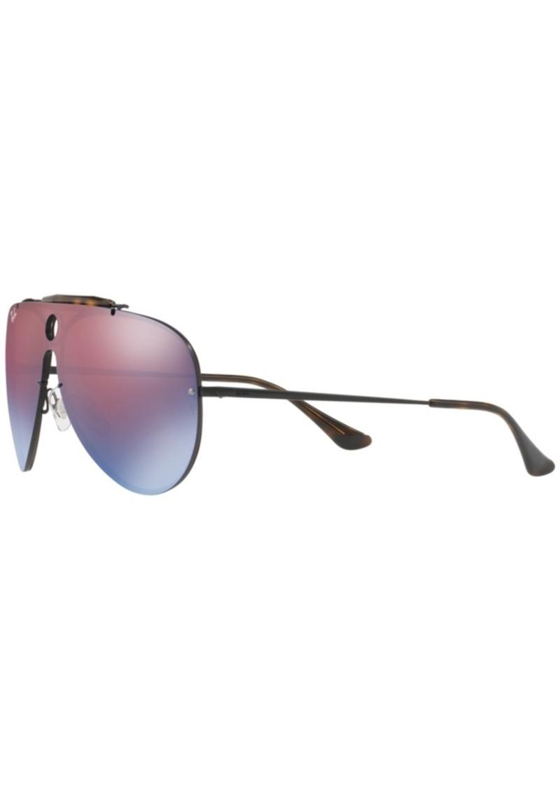 Ray-Ban Sunglasses, RB3581N Blaze Shooter