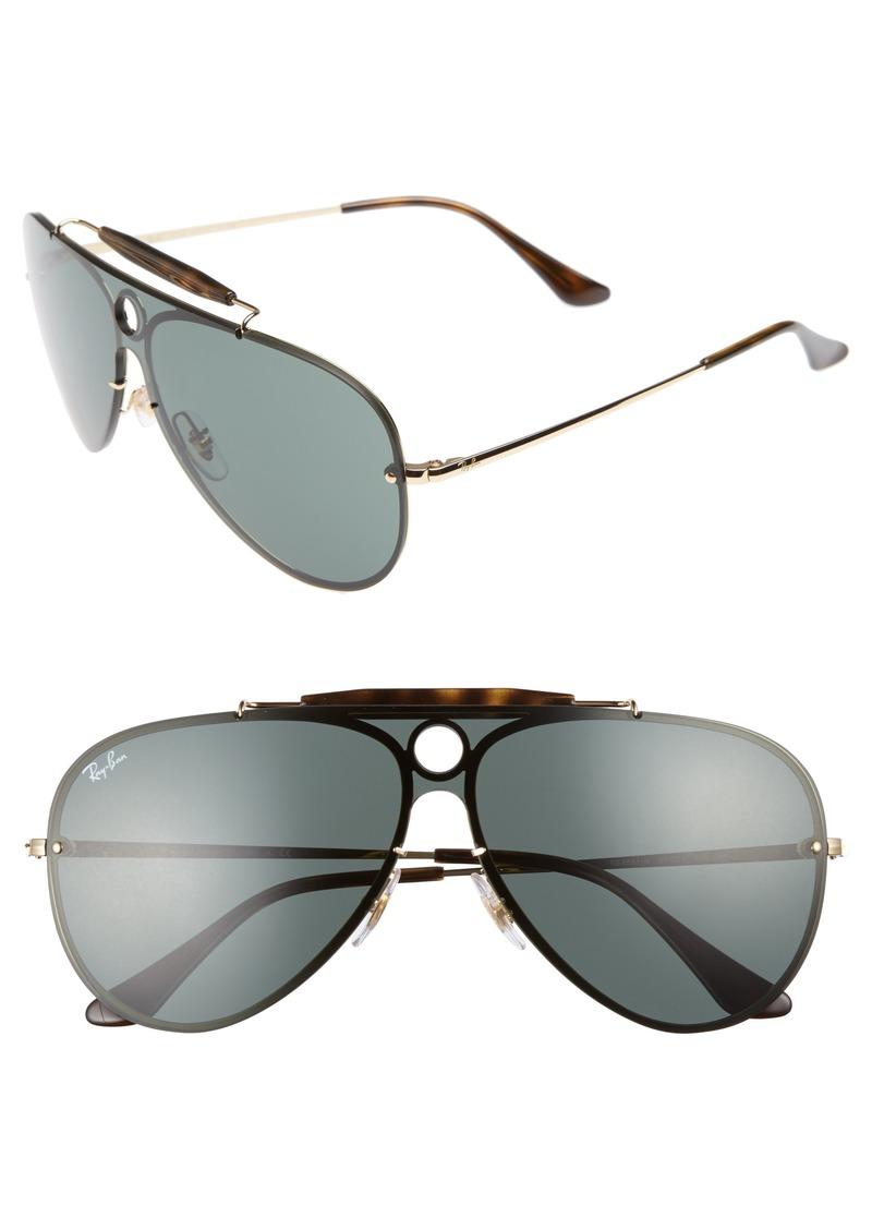 6414b690f8 Ray-Ban Ray-Ban Blaze Shooter Shield Sunglasses