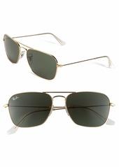 Ray-Ban 'Caravan' 55mm Sunglasses