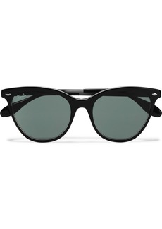 Ray-Ban Cat-eye acetate sunglasses