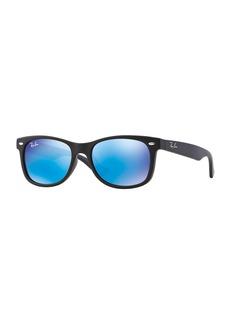 Ray-Ban Children's Mirrored Wayfarer Sunglasses