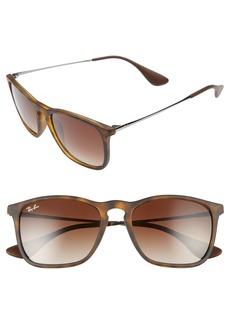 Ray-Ban Chris 54mm Gradient Lens Sunglasses