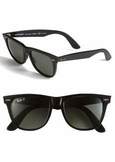 Ray-Ban Classic Wayfarer Polarized 54mm Sunglasses