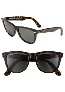 Ray-Ban 'Classic Wayfarer XL' 54mm Sunglasses