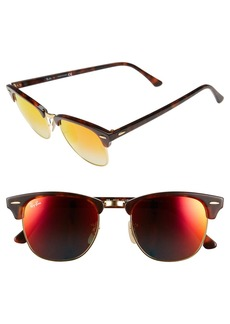 Ray-Ban 'Clubmaster' 51mm Sunglasses (Nordstrom Exclusive)