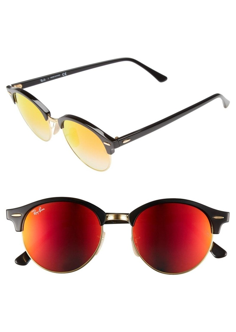 Ray-Ban 'Clubround' 51mm Sunglasses (Nordstrom Exclusive)