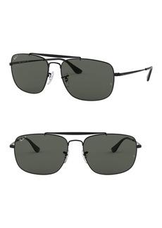 Ray-Ban Colonel Aviator Sunglasses