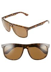 Ray-Ban 'High Street' 60mm Polarized Sunglasses