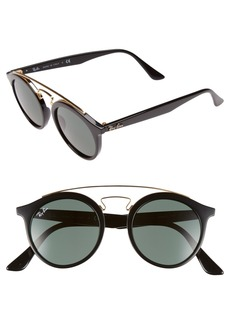 Ray-Ban 'Highstreet' 46mm Sunglasses