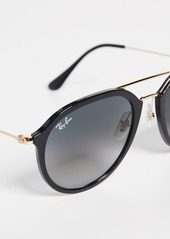 Ray-Ban RB4253 Highstreet Aviator Sunglasses