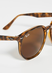 Ray-Ban Highstreet Hexagonal Sunglasses