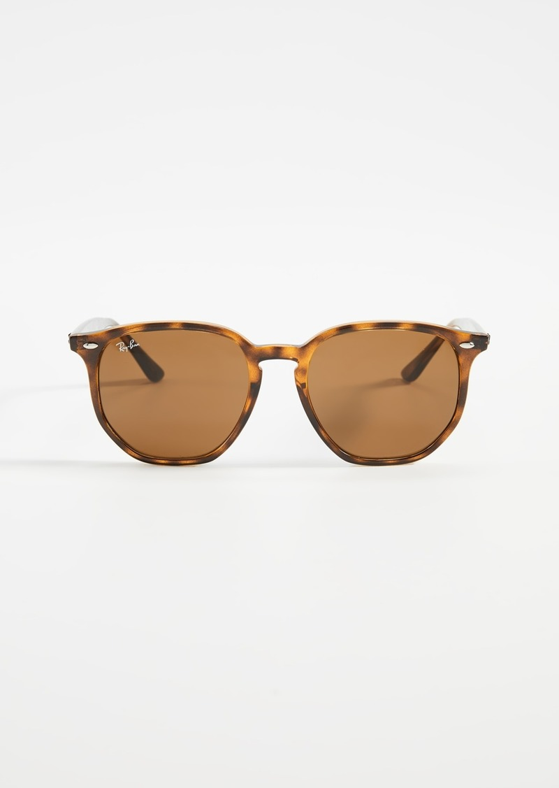 Ray-Ban Highstreet Hexagonal Sunglasses