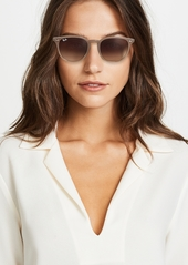 Ray-Ban RB4259 Highstreet Round Sunglasses