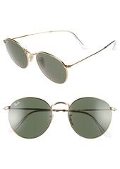 Ray-Ban Icons 53mm Retro Sunglasses