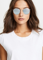 Ray-Ban RB3447 Icons Mirrored Sunglasses