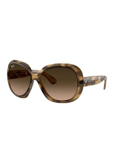 Ray-Ban Jackie Ohh II Nylon Butterfly Sunglasses