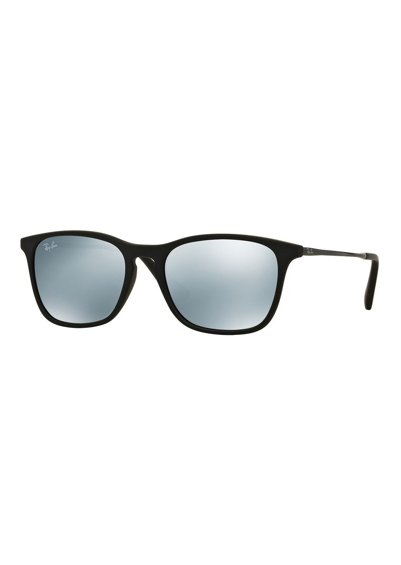 Ray-Ban Junior Junior Mirrored Wayfarer Sunglasses