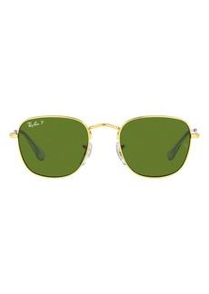 Ray-Ban Kids' Frank Junior 46mm Polarized Sunglasses