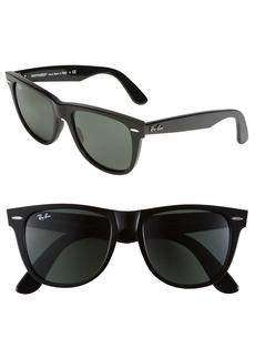 Ray-Ban Large Classic Wayfarer 54mm Sunglasses