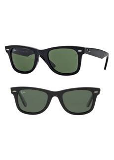 Ray-Ban Large Classic Wayfarer 54mm Sunglasses