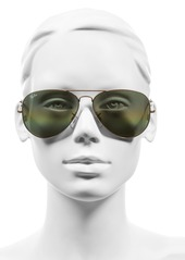 Ray-Ban Large Icons 62mm Aviator Sunglasses
