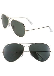 Ray-Ban Large Original 62mm Aviator Sunglasses