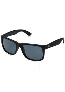 Ray-Ban Men's 0RB4165 Justin Polarized Sunglasses  54mm