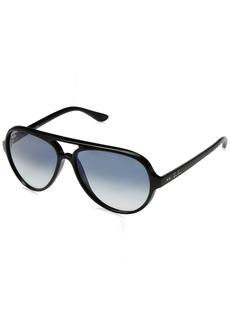Ray-Ban Men's Cats 5000 Aviator Sunglasses