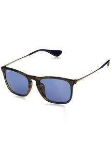 Ray-Ban Men's Chris Cateye Sunglasses