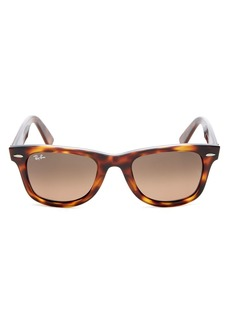 Ray-Ban Men's Perfect Wayfarer Sunglasses, 50mm