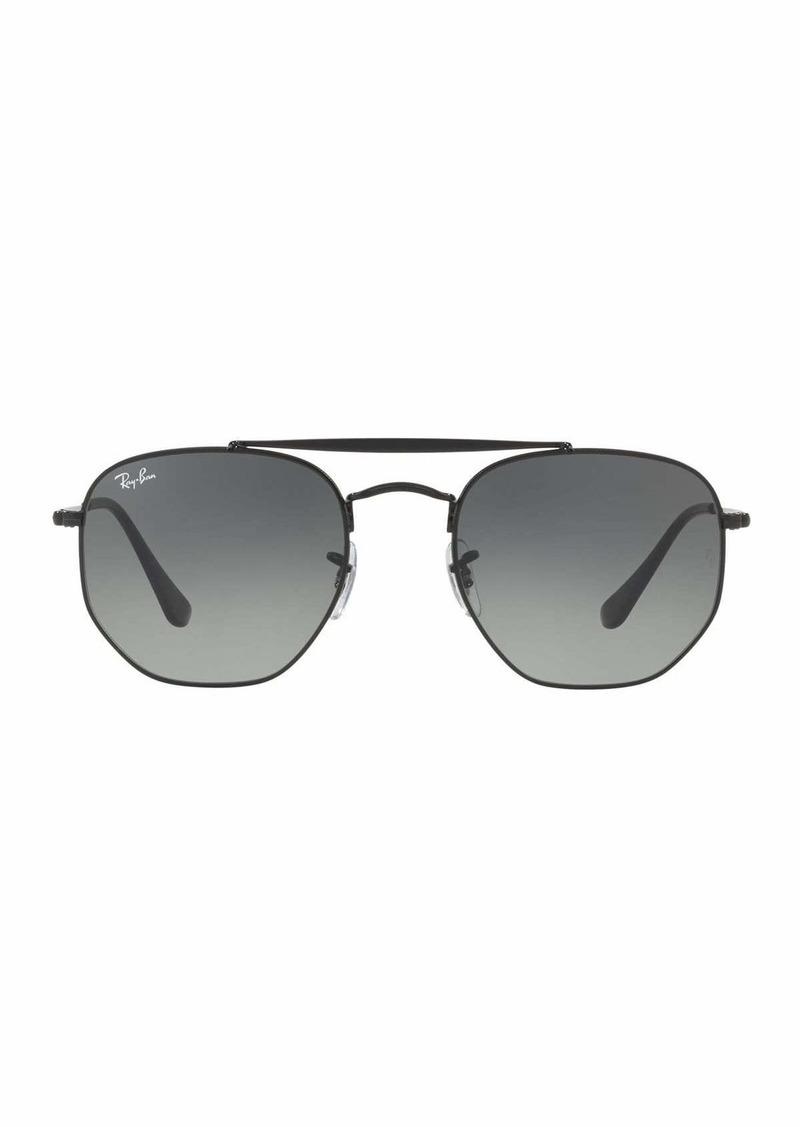 1c8627afa9 Ray-Ban Ray-Ban Men s Square Double-Bridge Sunglasses