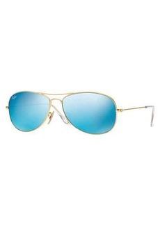 Ray-Ban Metal Aviator Sunglasses