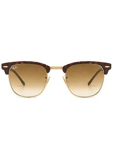 Ray-Ban Metal Clubmaster