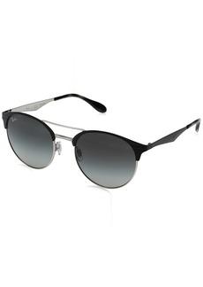 Ray-Ban Metal Unisex Round Sunglasses