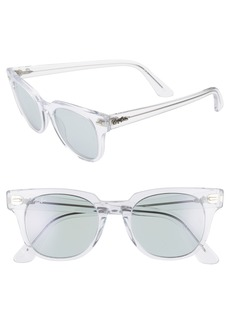Ray-Ban Meteor 50mm Wayfarer Photochromic Sunglasses