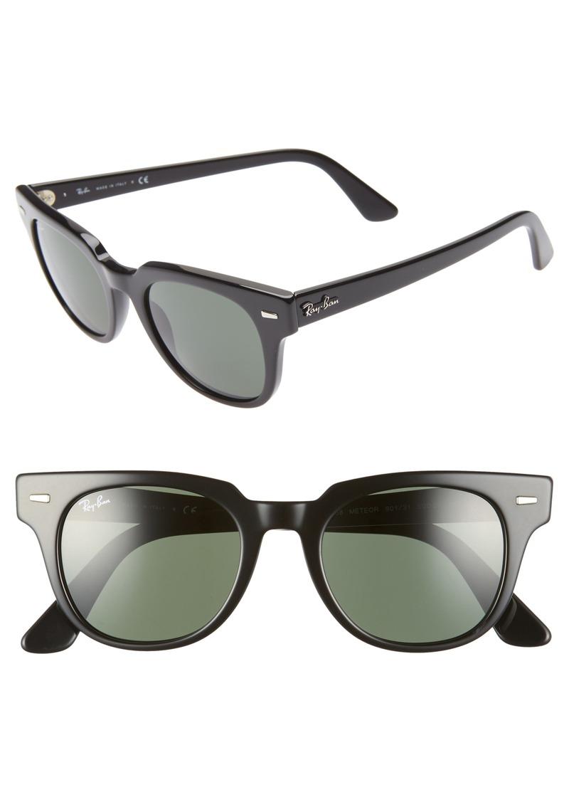 8b9bf3037e Ray-Ban Ray-Ban Meteor 50mm Wayfarer Sunglasses