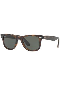 Ray-Ban Modified Wayfarer Sunglasses, RB4340 50
