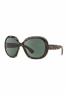 Ray-Ban Monochromatic Butterfly Sunglasses